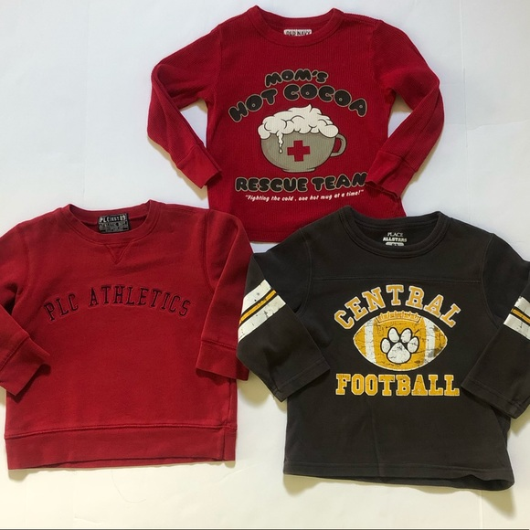 fd0578549 The Children's Place Shirts & Tops | Boys 4t Childrens Place And Old ...